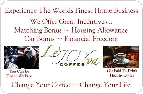 LaJoyva Coffee Banner
